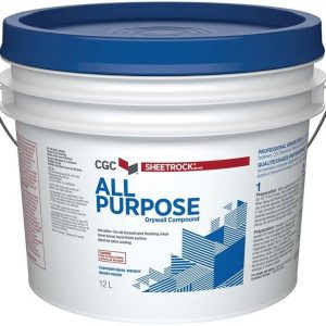 CGC DRYWALL COMPOUND READY MIXED ALL PURPOSE 12L PAIL-0